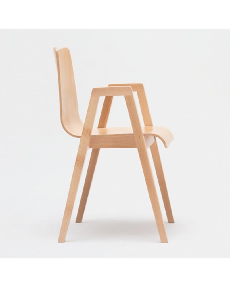 EG Link II. Scaun din lemn de calitate