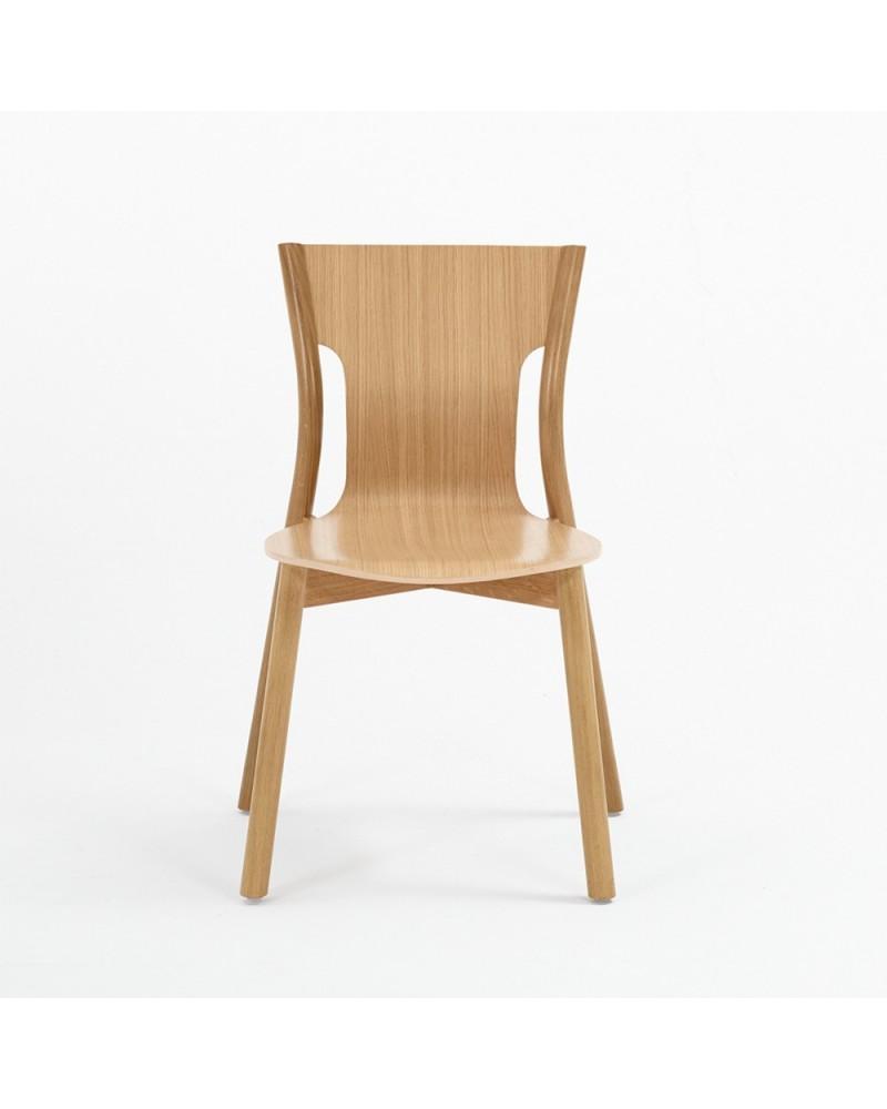 EG Tolo Scaun din lemn de calitate