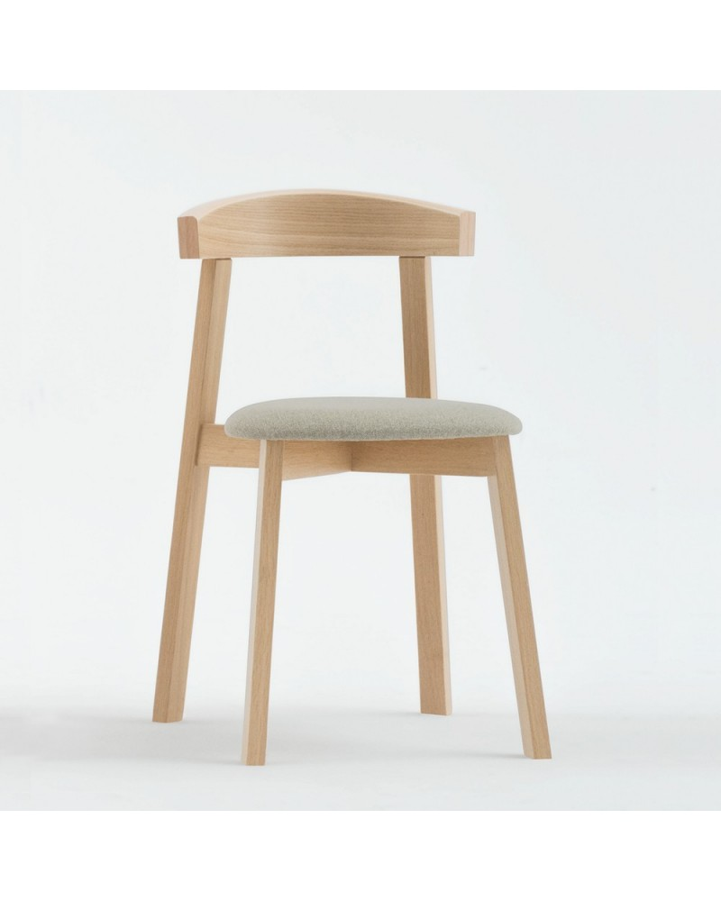 EG UXI Scaun din lemn de calitate