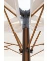 CO Poker wood umbrela de soare gigant