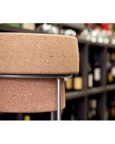 Scaun de bar din metal DA Bouchon 46 cm Scaun de bar