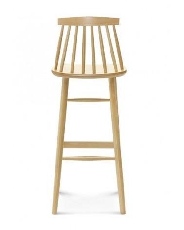 Scaun de bar din lemn EG BST-5910 75 cm Scaun de bar din lemn