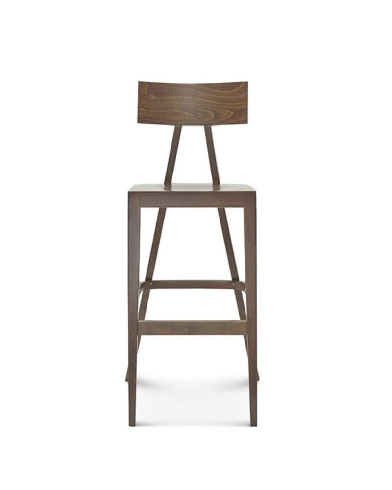 Scaun de bar din lemn EG BST-0336 74 cm Scaun de bar din lemn