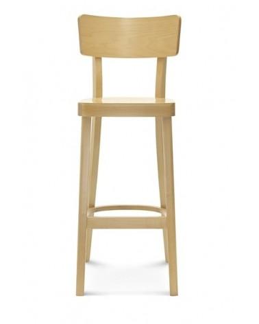 Scaun de bar din lemn EG BST-9449 75 cm Scaun de bar din lemn