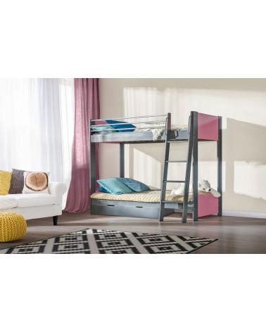 Maks emeletes ágy választható színekben