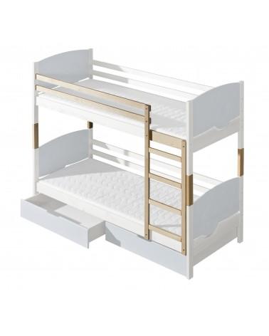 Trio emeletes ágy