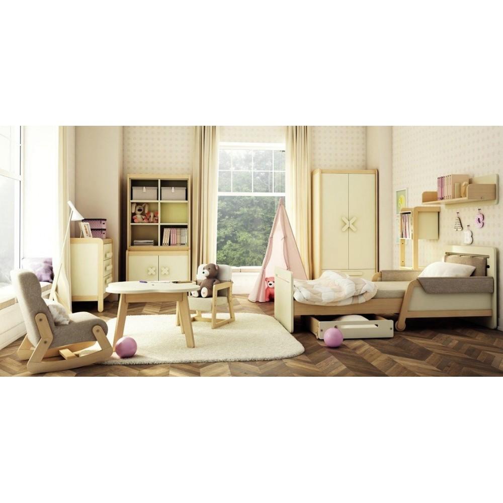 TI Simple_crem, camera de copii