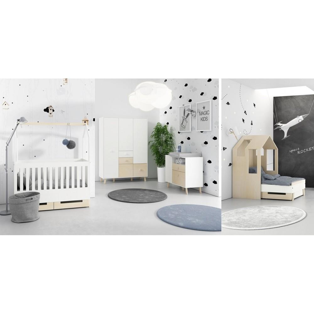 TI Magi camera pentru bebe