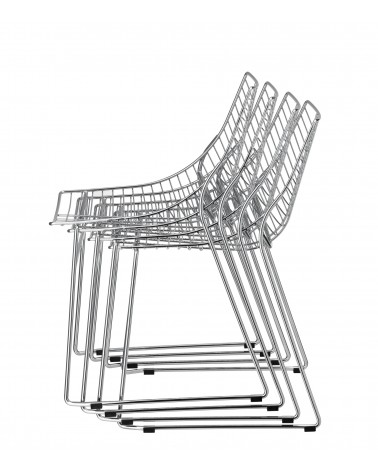 Scaun MO Net scaun din metal