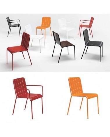 MO Stripes scaun