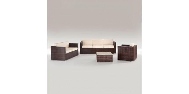 Seturi de exterior, mobilier Lounge NI Suzana Set de terasa