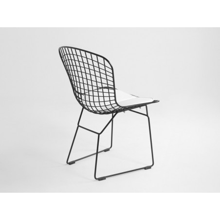 Scaun KH Diamnet scaun cu schelet metalizat de culoare neagra