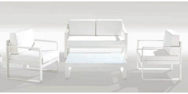 Seturi de exterior, mobilier Lounge NI Carlo Set de terasa
