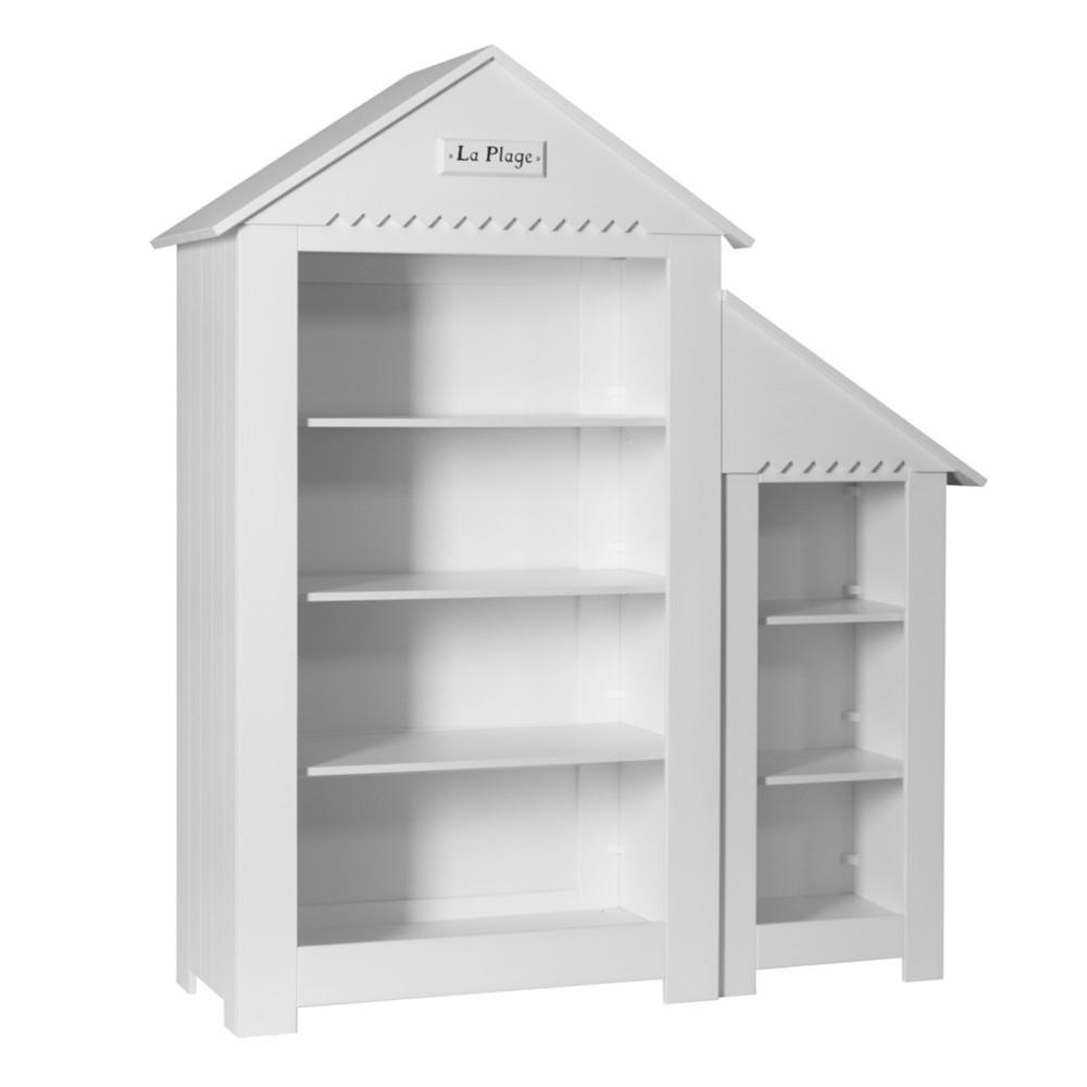 PI Marsylia biblioteca I. pentru copii, pe culoarea alb si vanilie