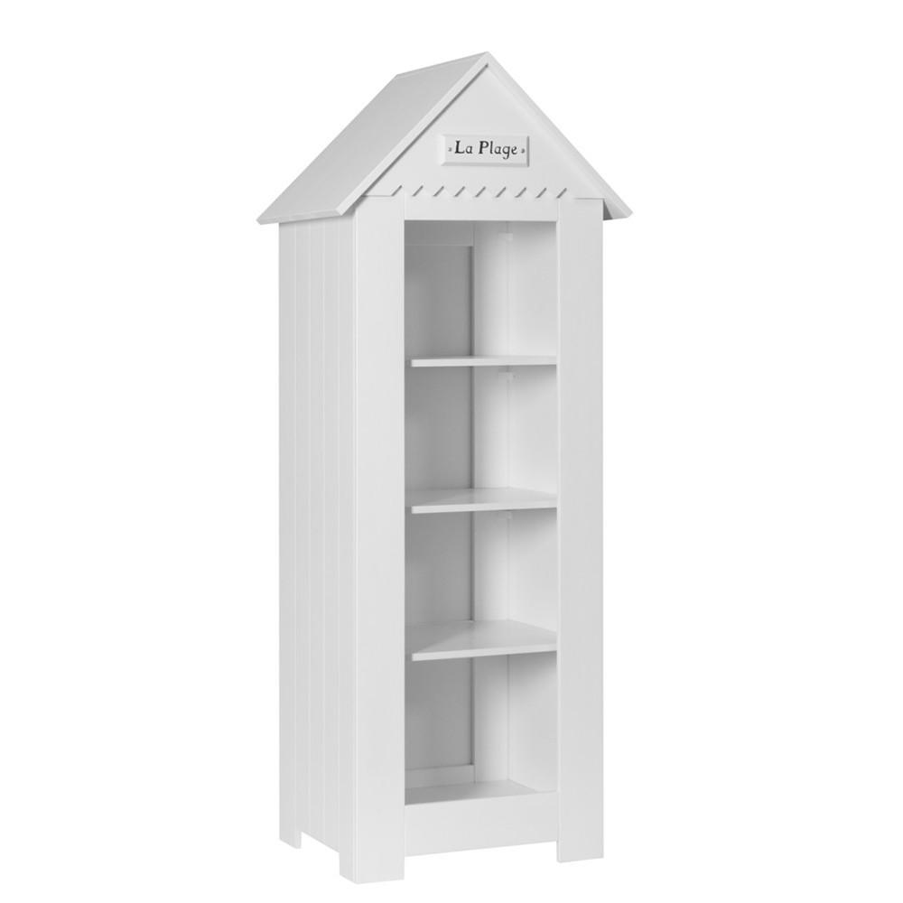 PI Marsylia biblioteca mic pentru copii, pe culoarea alb si vanilie