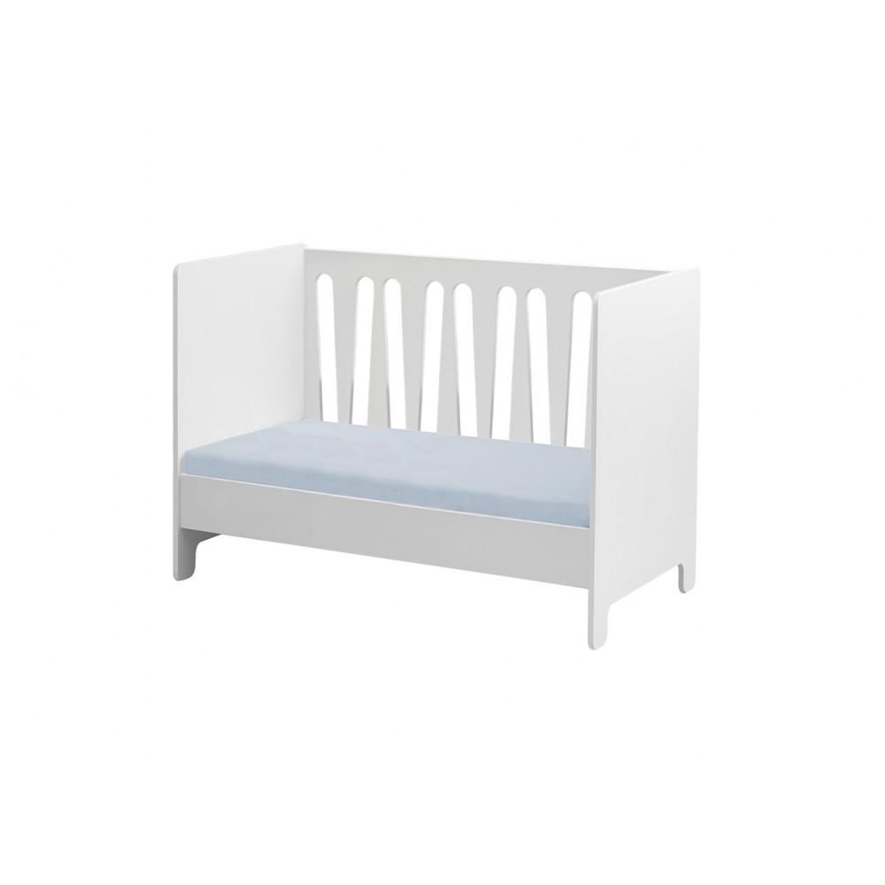 Pi moon 120 x 60 sau 140 x 70 cm pat de copii for Divano 60 x 120