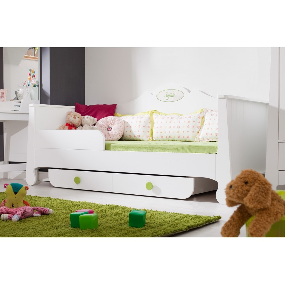 Pi parole canapea si pat de copii din mdf mobcenter for Canapea pat