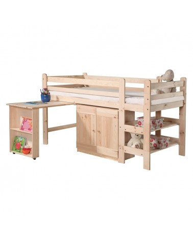 Mobilier pentru copii PI Paturi suprapuse pentru copii II. 190 x 90 cm