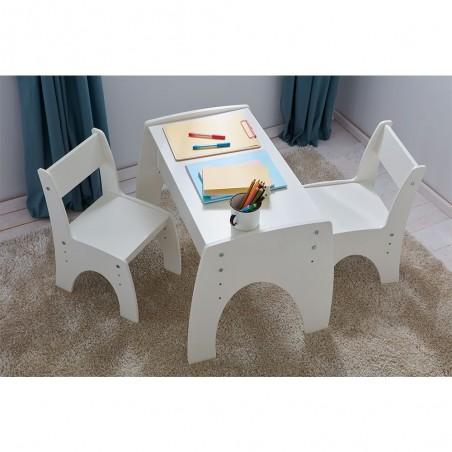 PI Klips scaunel pentru copii cu inaltime reglabila