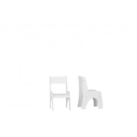 Mobilier pentru copii PI Klips scaunel pentru copii cu inaltime reglabila