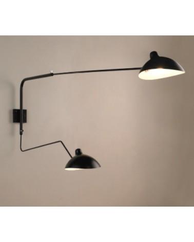 Aplice KH Replika Raven lampa de perete de design