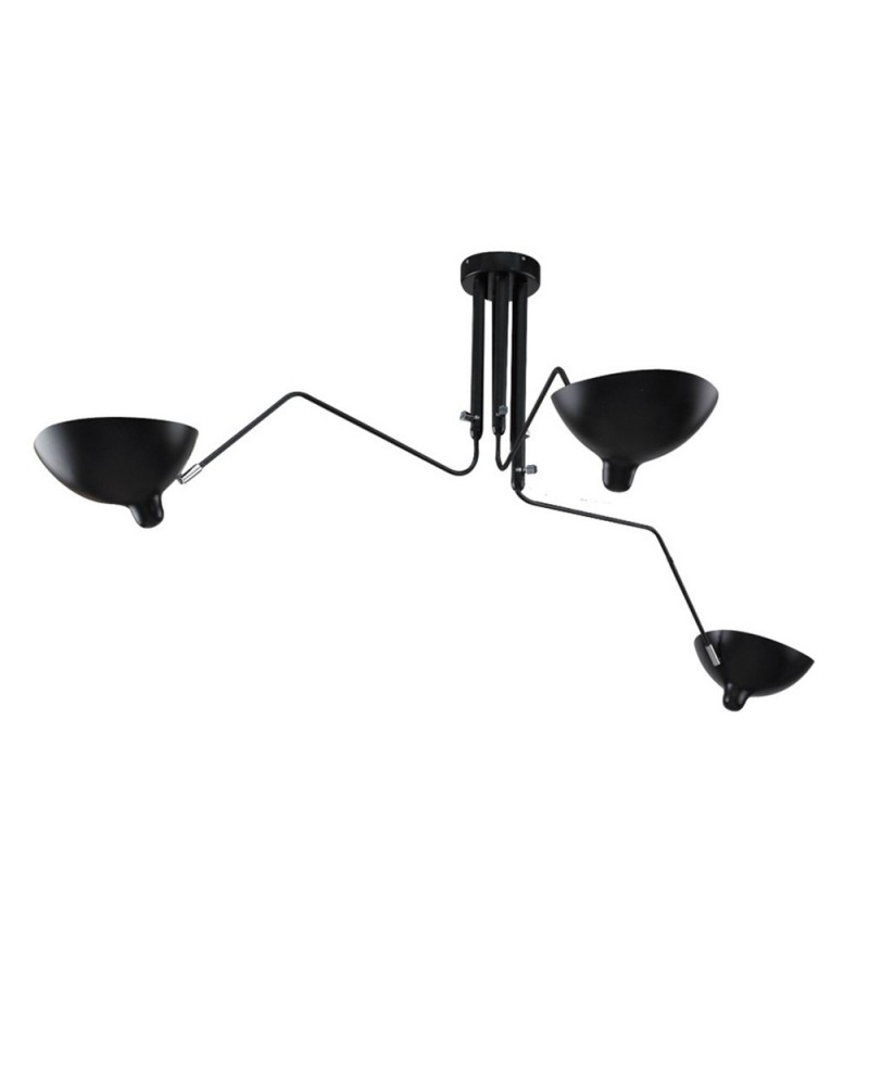 KH Replika Raven lampa suspendata de design cu 3 directii