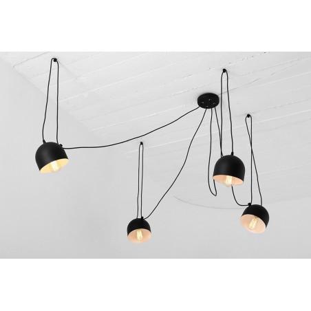 Pendule si lustre RM POPO 4 lampa suspendata de design