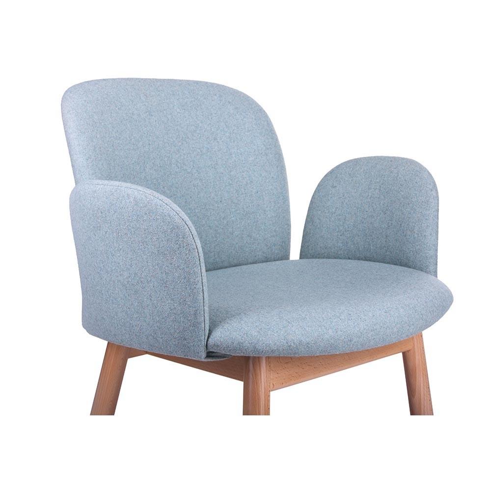 LT Armin minőségi kárpitozott szék