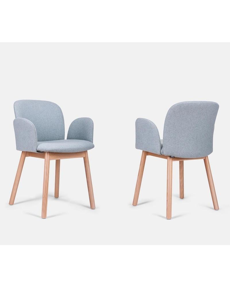 LT Benett kárpitozott szék