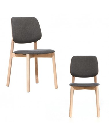 LT Edgar műanyag szék