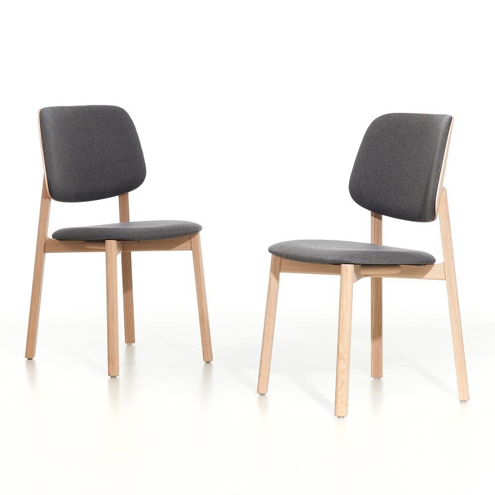 LT Hans kárpitozott szék