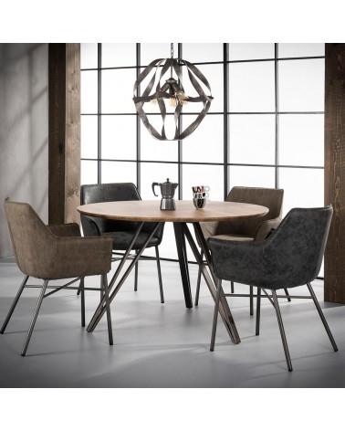 Kör asztalok LT Ezra Masa pentru sufragerie 120