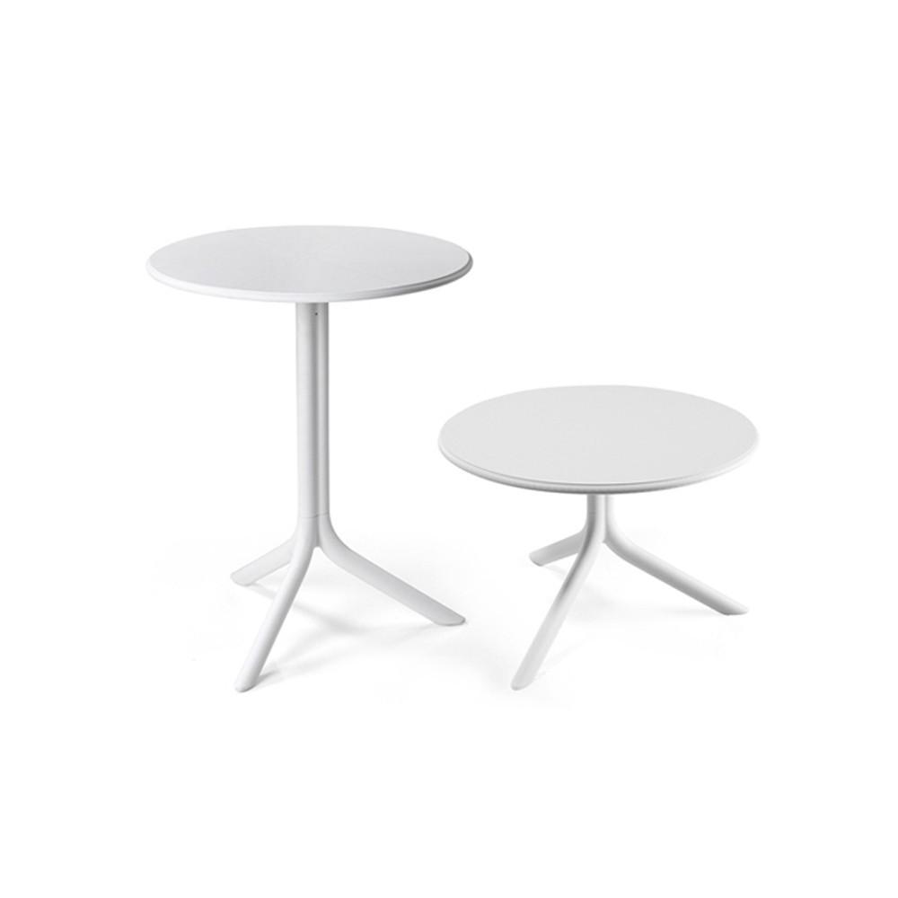 PE 430 acél asztalbázis