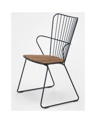 Kültéri fém székek