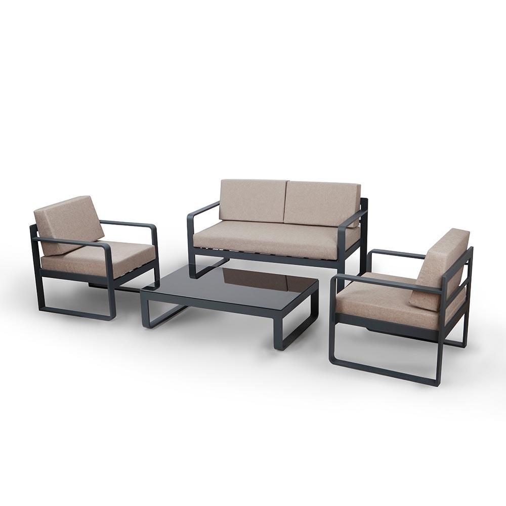 Seturi de exterior, mobilier Lounge
